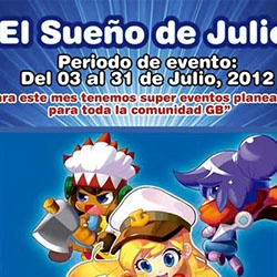 Evento GB Julio